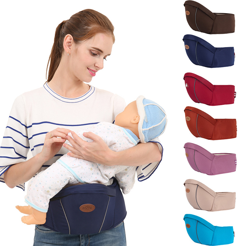 Baby Carrier Waist Stool Kangaroo Suspenders Backpack Baby Slings  Kids Infant Multifunctional Waist Straps Hip Seat