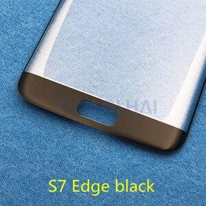 Image 5 - ด้านหน้าด้านนอกกระจกเปลี่ยนเลนส์สำหรับ Samsung Galaxy S7 EDGE G935 G935F G935FD S6 EDGE G925F LCD & b 7000 กาวเครื่องมือ