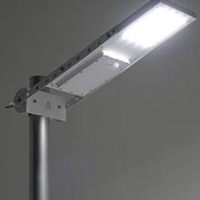 Solar-Light Led-Pole Motion-Sensor Wall Street-Path Alpha Working-Mode Outdoor Garden-3