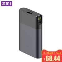 ZMI MF885 4G Wifi Router 10000 mAh Power Bank Portable Wireless wifi repeater 3G4G Router Mobile Hotspot Free Shipping