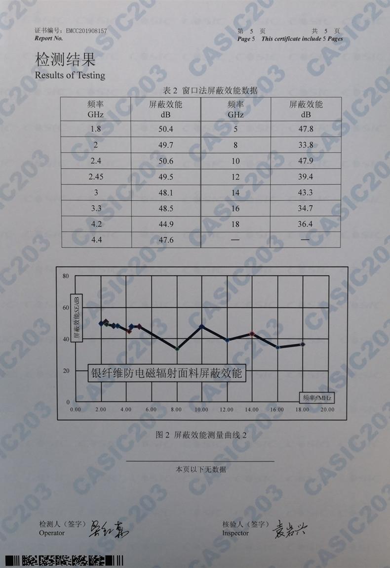 检测报告-50%银纤维(2)