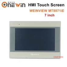 Weinview mt8071ie hmi tela de toque 7 polegada tft lcd usb ethernet nova interface da máquina humana display substituir mt8070ih