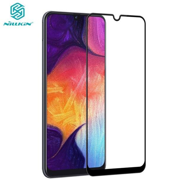 Nillkin Gehard Glas Voor Samsung Galaxy A10 A20 A30 A40 A50 A60 A70 Cp + Full Screen Protector Sfor Samsung a30 Glas Film