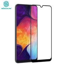 Nillkin verre trempé pour Samsung Galaxy A10 A20 A30 A40 A50 A60 A70 CP + protecteur plein écran sFor Samsung A30 Film de verre