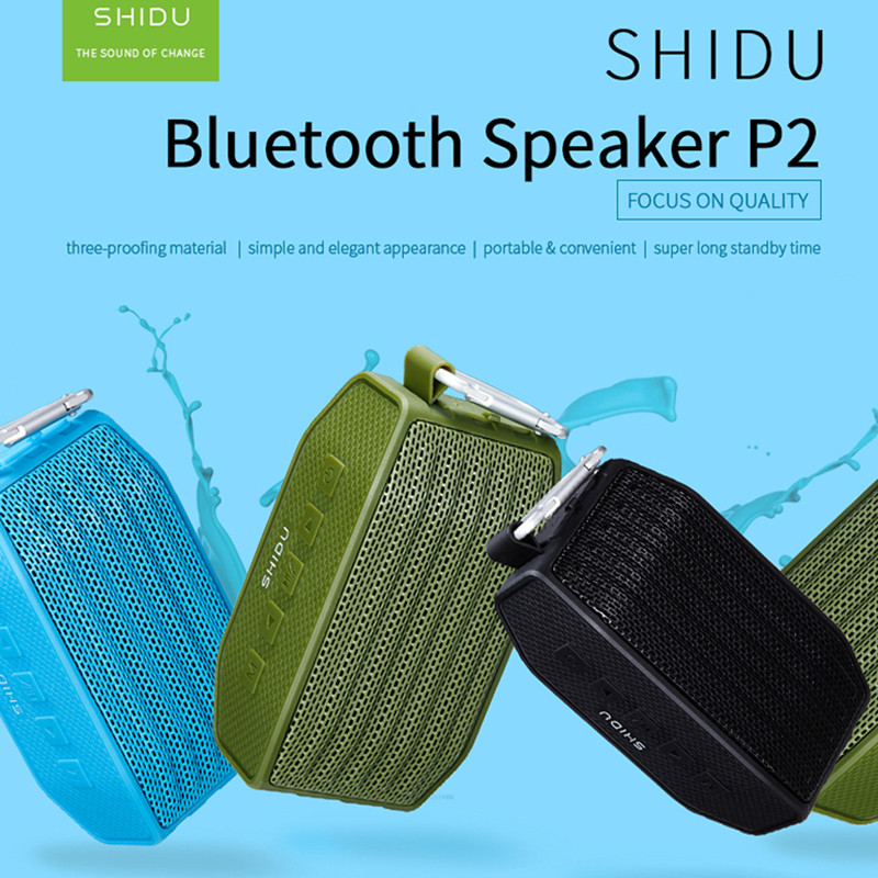 Waterproof portable SGS portable <font><b>bluetooth</b></font> speaker Audio wireles audio system sound speaker image