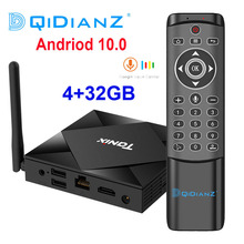 Android 10.0 Tanix TX6S Smart TV BOX 4 go de RAM 32 go 64 go Allwinner H616 Quad Core TVBox H.265 4K lecteur multimédia PK TX6 T95 A95X H96