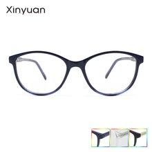 S2842e Модные прозрачные очки оптические оправы для женских