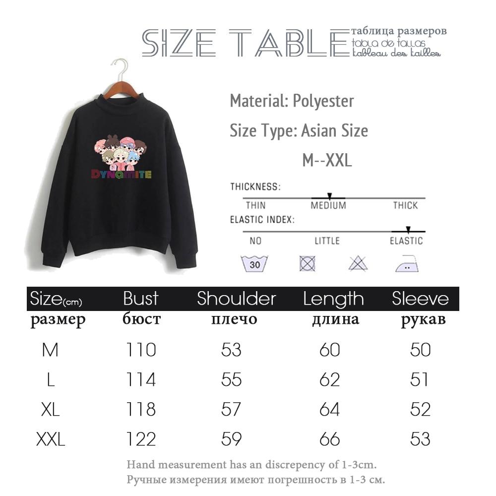 anime hoodie kpop winter couple clothes korean harajuku oversize crewneck sweatshirt  fall 2020 women clothing long sleeve tops 5