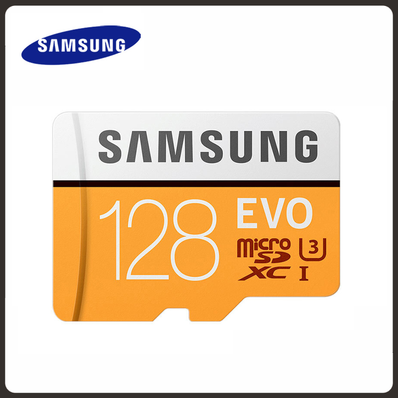 SAMSUNG Micro SD 32G 64G Speicher Karte 128G MicroSD Karten Class10 u3 95 MB/S SDXC UHS-1 4K EVO Plus cartao de memoria
