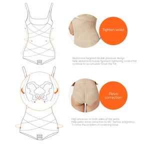 Image 3 - เอวเทรนเนอร์ BUTT Lifter Body Shaper Slimming ชุดชั้นใน Corrector ท่าทาง Binder Trans reductive Strip ผู้หญิงควบคุมกางเกง