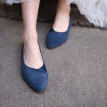 Artmu Original 2021 Neue Granny Schuhe Flach Mund Zeigte Einzelne Schuhe frauen Müßiggänger Schuhe Flach Echtem Leder Schuhe Geschenk