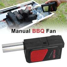 BBQ Fan Air-Blower Barbecue Stove-Tool Electricity Cooking Handheld Outdoor Portable