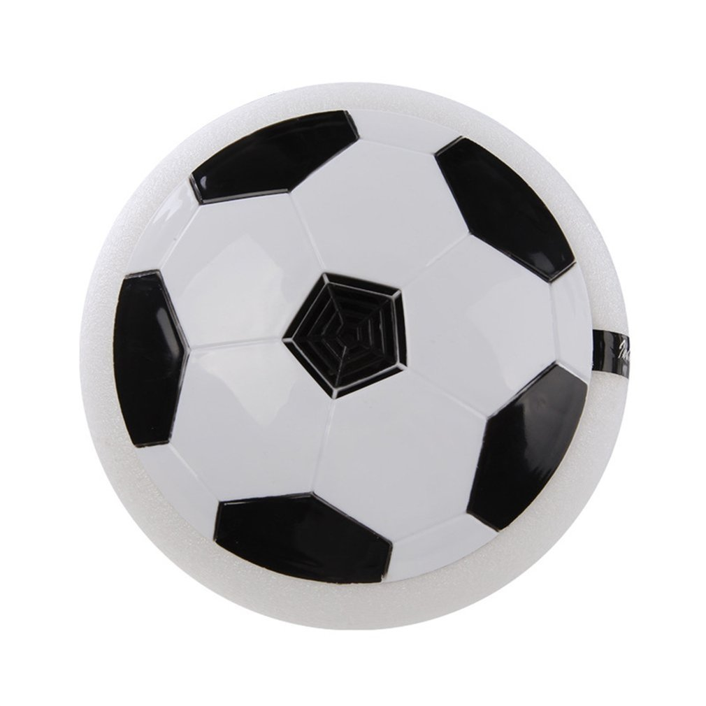 18CM Football Toys With Music Boy Home Game Colorful LED Light Flashing Ball Toy Air Power Soccer Balls Stress Ball
