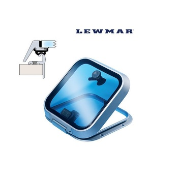 MARINE PARTS LEWMAR 39620050 Ocean Hatch, Size 20 - Flat Base 266x411mm NEW