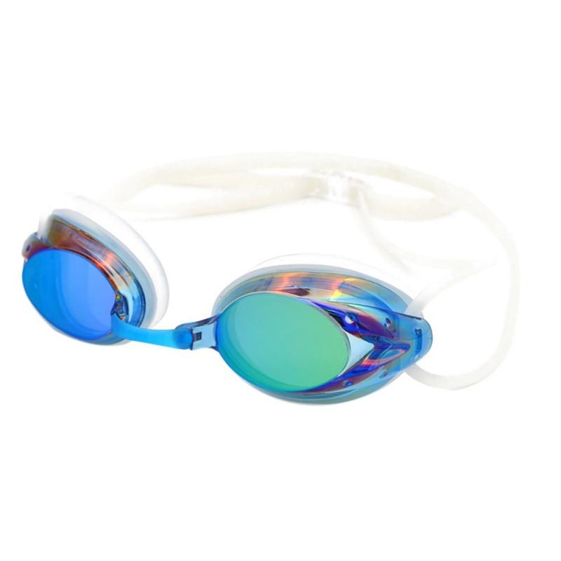 Arena De Óculos de natação Profissional de Corrida Colorido Jogo De Óculos de Natação Anti-nevoeiro Óculos de Natação