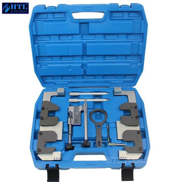 Herramientas de bloqueo de sincronización de alineación de árbol de levas de motor, Kit para BMW S63 M3 M5