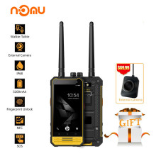 Nomu T18 IP68 Walkie Talkie Waterproof 4G LTE Mobile Phone 4.7