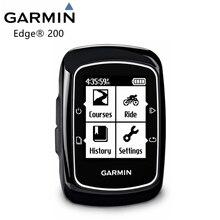 Original Garmin Edge 200 vélo ordinateur vélo formateur GPS récepteur de poche sans fil, installation/quart de tour/boîte/sc