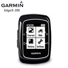 Originale Garmin Bordo 200 del calcolatore della bicicletta della bicicletta trainer GPS ricevitore portatile senza fili, installazione/quarto di giro/box/sc