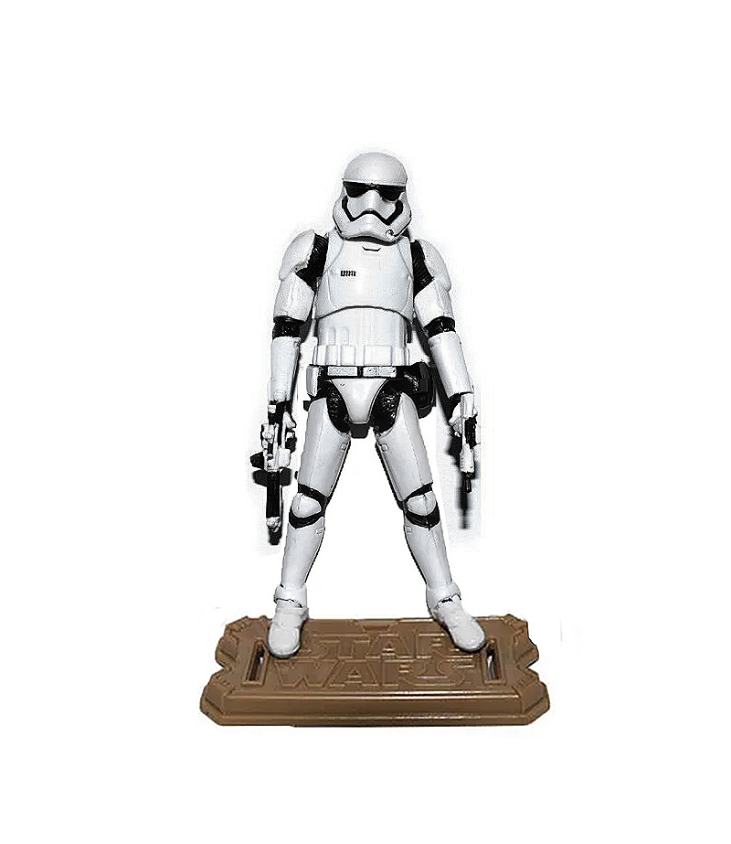 "Star Wars Legacy Republic Elite Forces Clone Trooper W// Stand 3.75/"" Loose Figure"