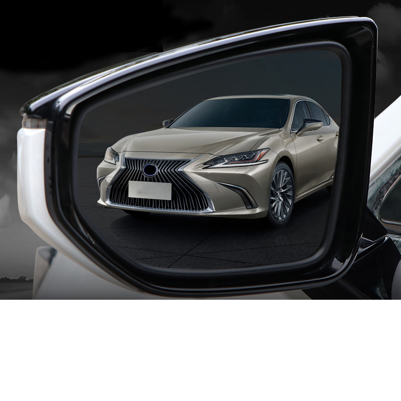 Lsrtw2017 Nano Transparent Car Rearview Rain Shade Film for <font><b>Lexus</b></font> ES ES200 <font><b>250</b></font> 260 300h NX NX200 300 CT <font><b>IS</b></font> LS RX image
