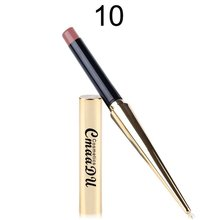 Bullet Lipstick Long-Lasting Makeup Waterproof Nude Matte