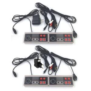 Image 5 - Mini Classic Retro konsola do gier TV System rozrywkowy wbudowany 620 gier US,EU Plug