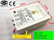 연기 lampblack 및 먼지, 공기 청정기, 공기 ionizer 제거를위한 5kv 60KV 출력을 가진 고전압 전력 공급