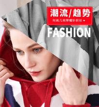 High Quality Cashmere Geometric hoodies Autumn and Winter Ladies Long Sleeve Loose Pullovers  hoodies women sweater dress women autumn winter cashmere knitted long sleeve runway designer high quality luxury ladies dresses wool pullovers