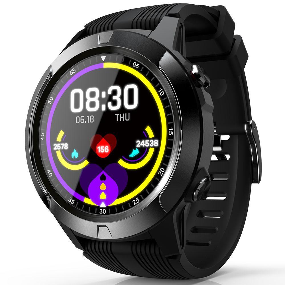 Hdf847605c06b402b8edd636ed7b18ddfY 2020 Built-in GPS Smart Watch GSM bluetooth Call Phone Air Pressure Heart Rate Blood Pressure Weather Monitor Sport Smartwatch