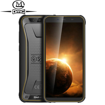 Blackview BV5500 Plus NFC IP68 Waterproof Mobile Phones Android 10.0 FM OTG cell phone 3GB + 32GB 5.5