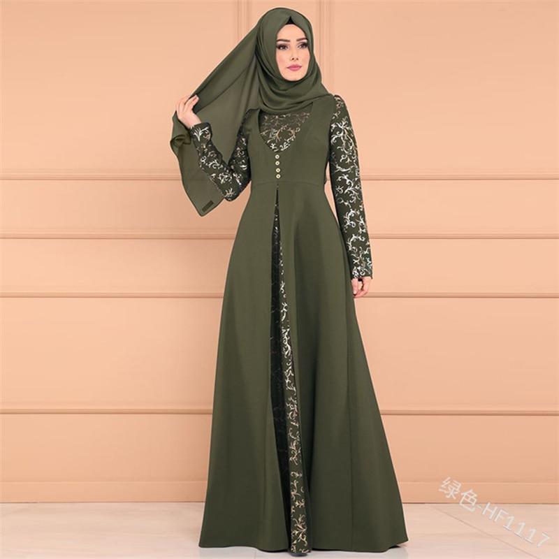 Abaya Dubai Turkish Hijab Muslim Dress Caftan Marocain Kaftan Abayas For Women Islam Clothing Tesettur Elbise Robe Musulmane