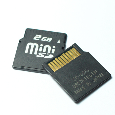 1GB 2GB Memory card Mini SD Phone Card 1G 2G MINI SD Card