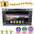 2 din Восьмиядерный Android 9 0 автомобильный магнитофон GPS DVD плеер для Opel Astra H Vectra Corsa Zafira B C G поддержка OBD2