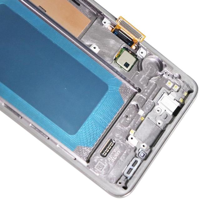 100% original display lcd para samsung galaxy s10e s10 display lcd g9730 s10 + mais display g9750 tela de toque digitador assembléia 5