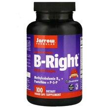 Free shipping B Right optimized B complex 100 pcs