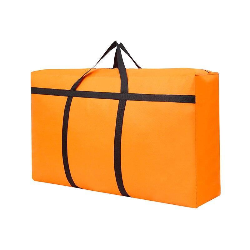 Подвижная Фантастическая сумка для хранения сумка из ткани Оксфорд усиленная Портативная сумка для багажа из змеиной кожи Большая вместит...