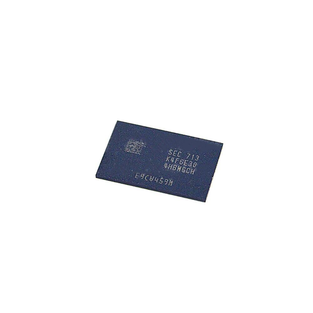 Para Samsung CPU K4F6E304HB-MGCH 2GB LPDDR4 DRAM memoria para Nintend Switch Mainboard piezas de repuesto de reparación Cargador USB para teléfono móvil de carga rápida 18W UE/EE. UU. Adaptador de cargador de pared QC3.0 para iPhone Samsung Huawei Xiaomi HTC