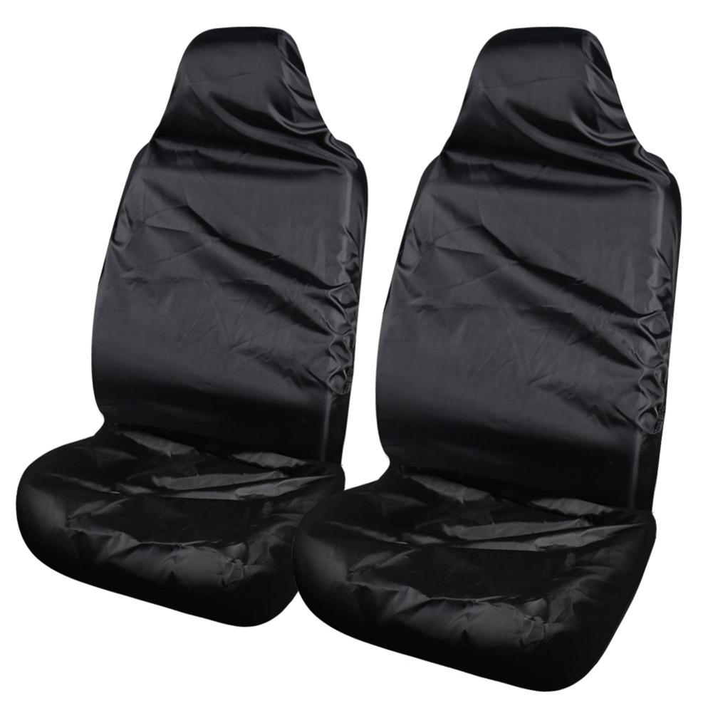 Universal Waterproof Car Seat Cover Oxford Rear Seat Cover High Seat Protector Removable Waterproof Car Seat Cover Protects