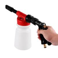 Car Washer Snow Foam Lance High Pressure Snow Foamer Water Gun 900ml Car Cleaning Foam Gun Washing Foamaster Gun Water Soap