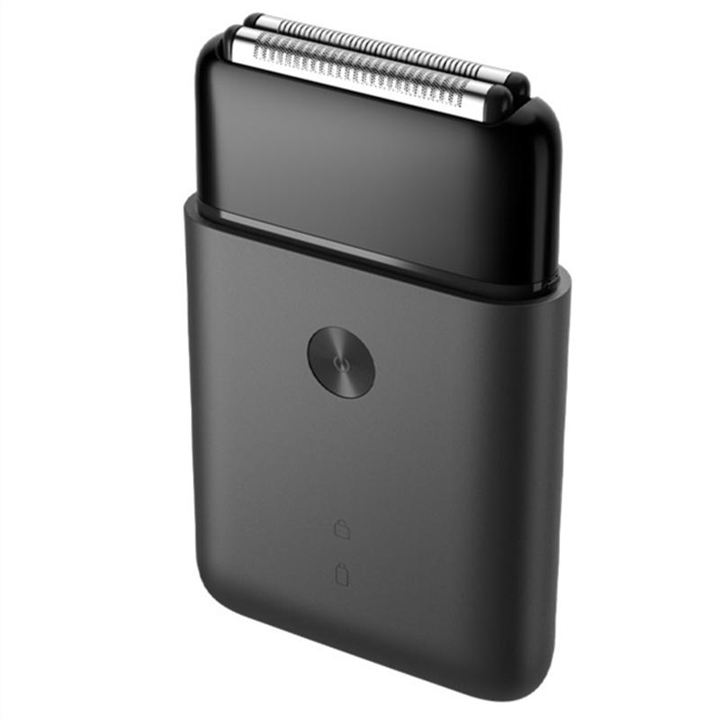 Newest Original Xiaomi Mijia Waterproof Portable Mini Electric Shaver Reciprocating Dual Blade USB Rechargeable