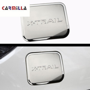 Carmilla Car Tank Cover For Nissan Xtrail X-trail T32 Rogue 2014 - 2020 Stainless Steel Fuel Gas Cap Tank Oil Cover Gas Cap