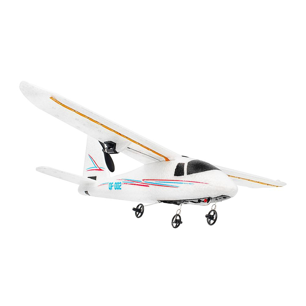 RCtown-pilote d'avion avec télécommande, mousse artisanale électrique RTF EPP, jouet RC à aile fixe pour l'extérieur, QF-002 352mm, envergure 2.4G, 2 canaux 4