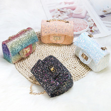 Womens Purses and Handbags 2020 Cute Shinny Crossbody Bags for Kids Girls Small Coin Pouch Baby Wallet Clutch Bag