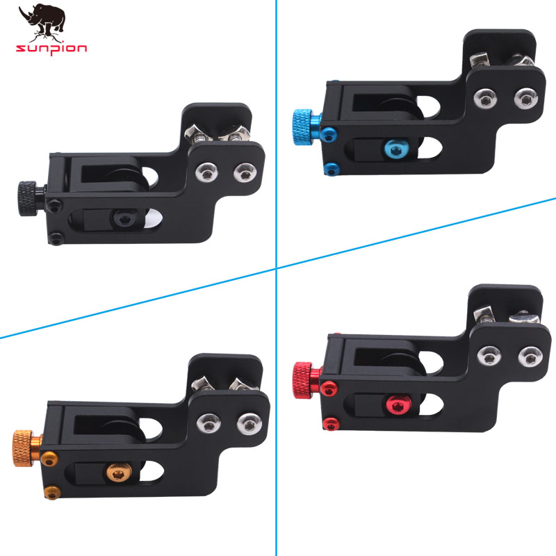 3D Printer Parts 2040 V-Slot Aluminum Profile Y-axis Synchronous Belt Stretch Straighten Tensioner F