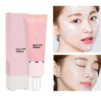 Facial Primer Base Makeup Natural Moisturizing Waterproof Invisible Pores Durable Hydrating Brightening Smooth Skin Oil control