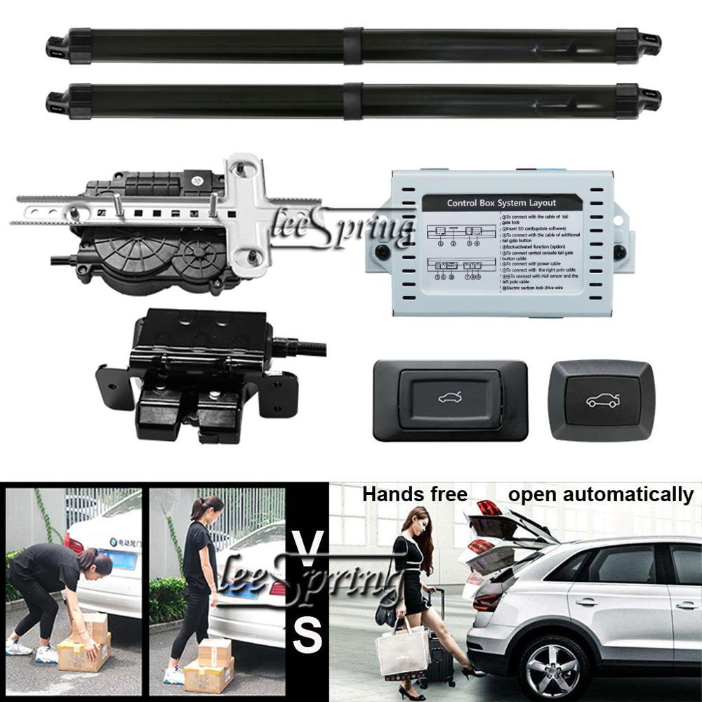 Car Electric Tail Gate Lift Special For Ford Territory 2019 With Suction Easily For You To Control Trunk