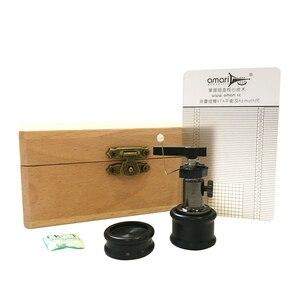 Image 2 - Elevador de brazo automático de alta gama para discos tocadiscos LP, regla de discos de vinilo con caja de madera, embalaje T0889, 1 Uds.