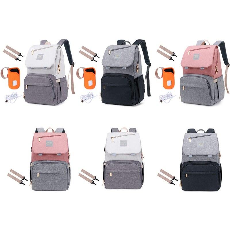 Купить сумка для подгузников мам вместительный рюкзак ухода за ребенком