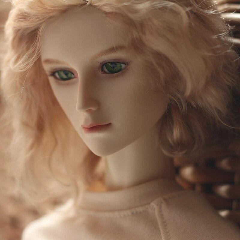 Shuga Fairy Linsion BJD Doll 1/3 High Quality Toys Resin Figures Gift For Girls Boys